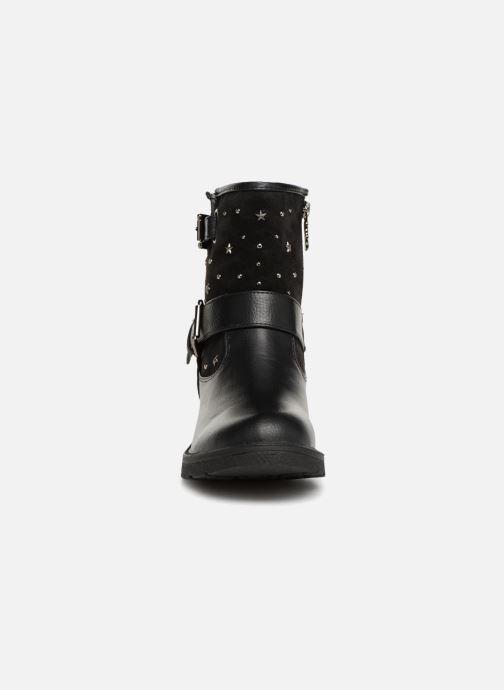 Bottines et boots Refresh 64804 Noir vue portées chaussures