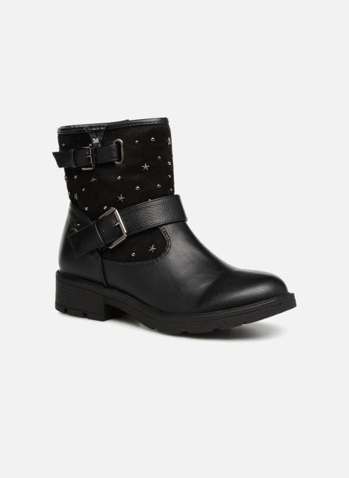 detail Refresh Zwart en Boots 64804 enkellaarsjes qwBnzX