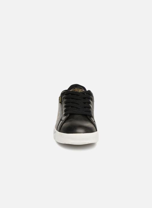 Baskets Refresh 64647 Noir vue portées chaussures