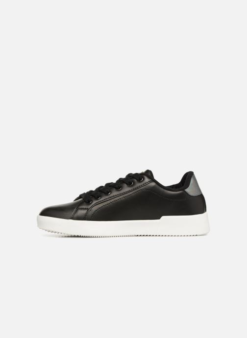 Trainers Refresh 64647 Black front view