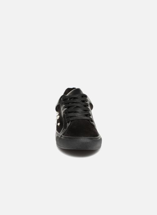 Baskets Refresh 64538 Noir vue portées chaussures