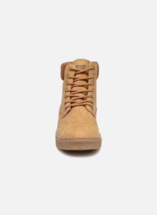 Bottines et boots Refresh 64799 Marron vue portées chaussures