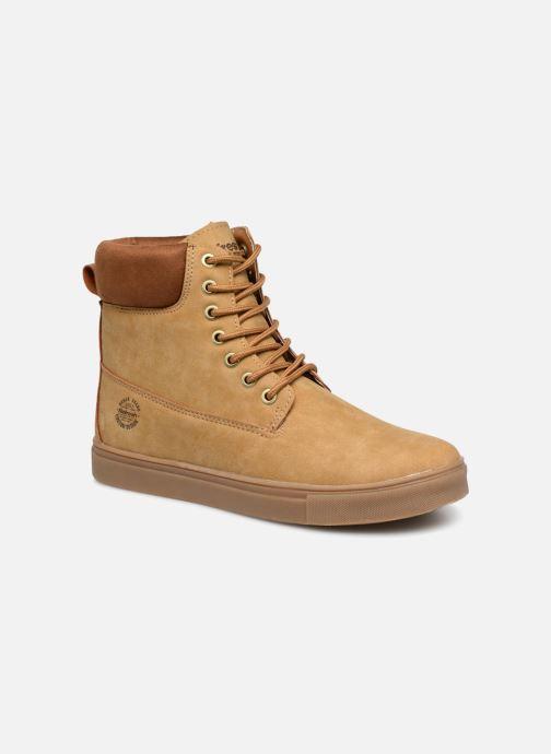 Bottines et boots Refresh 64799 Marron vue détail/paire