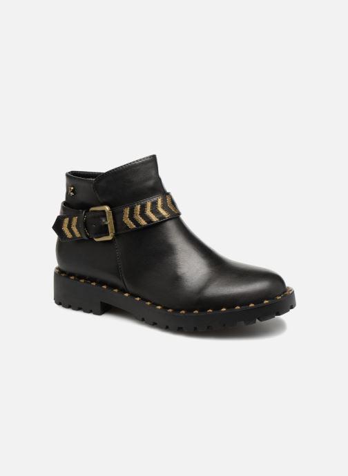 Bottines et boots Refresh 64707 Noir vue détail/paire