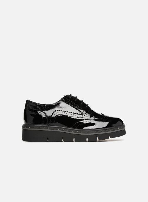 Zapatos con cordones Refresh 64677 Negro vistra trasera