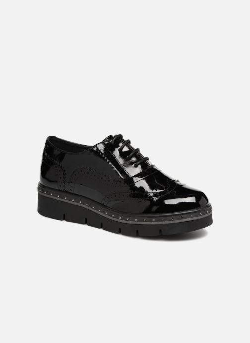 Chaussures à lacets Refresh 64677 Noir vue détail/paire