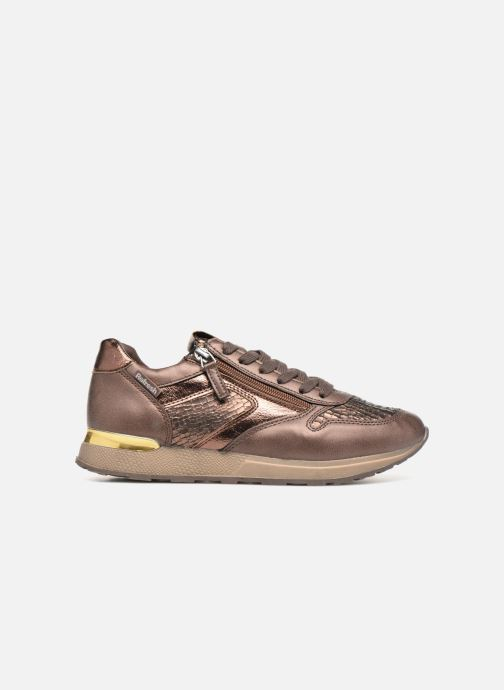 Trainers Refresh 64645 Bronze and Gold back view