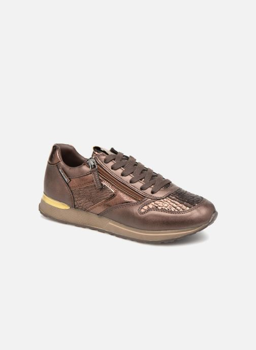 Trainers Refresh 64645 Bronze and Gold detailed view/ Pair view