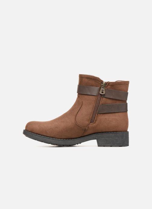 Boots en enkellaarsjes Refresh 64726 Bruin voorkant