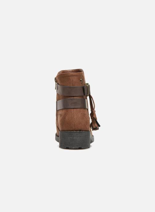 Boots en enkellaarsjes Refresh 64726 Bruin rechts