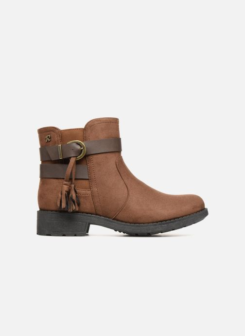 Boots en enkellaarsjes Refresh 64726 Bruin achterkant