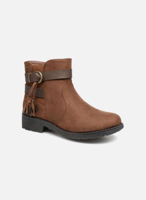 Bottines et boots Refresh 64726 Marron vue détail/paire