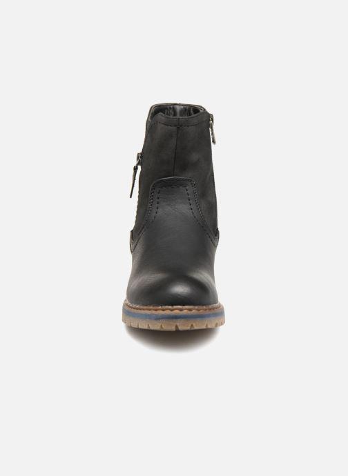 Bottines et boots Refresh 64811 Noir vue portées chaussures