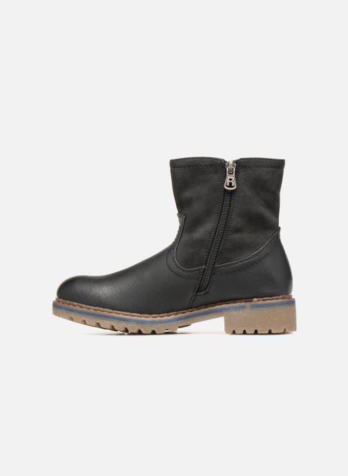 Stiefeletten & Boots Refresh 64811 schwarz ansicht von vorne