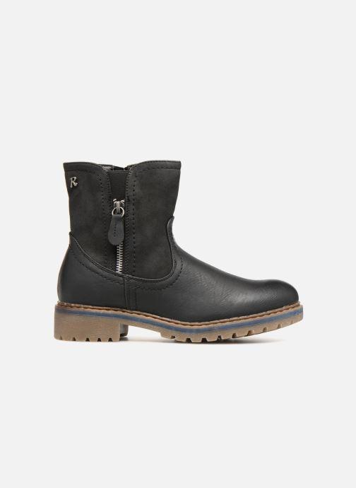 Stiefeletten & Boots Refresh 64811 schwarz ansicht von hinten