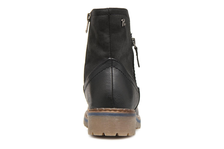Boots Bottines 445f7e Chez 64811 Refresh noir Et BOFnHW