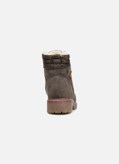Bottines et boots Refresh 64671 Marron vue droite