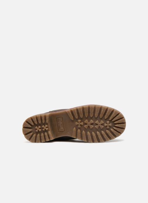 Bottines et boots Refresh 64671 Marron vue haut
