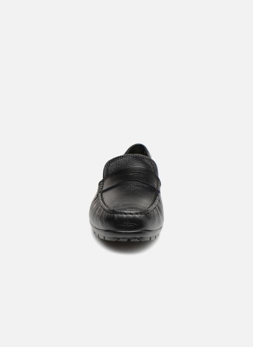 Mocassins Geox U MONER W 2FIT D V44Q6D Noir vue portées chaussures