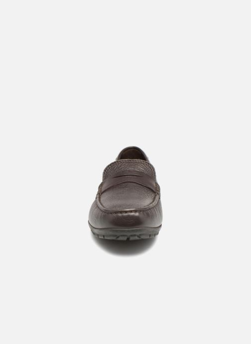 Loafers Geox U MONER W 2FIT D V44Q6D Brown model view