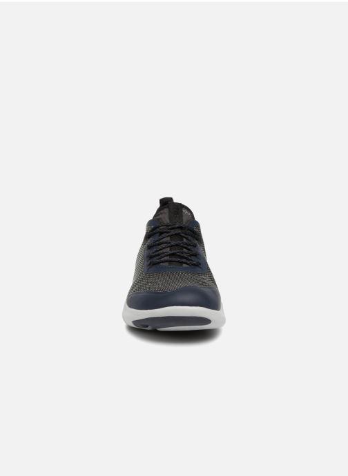 Sneaker Geox U NEBULA X A U826BA blau schuhe getragen