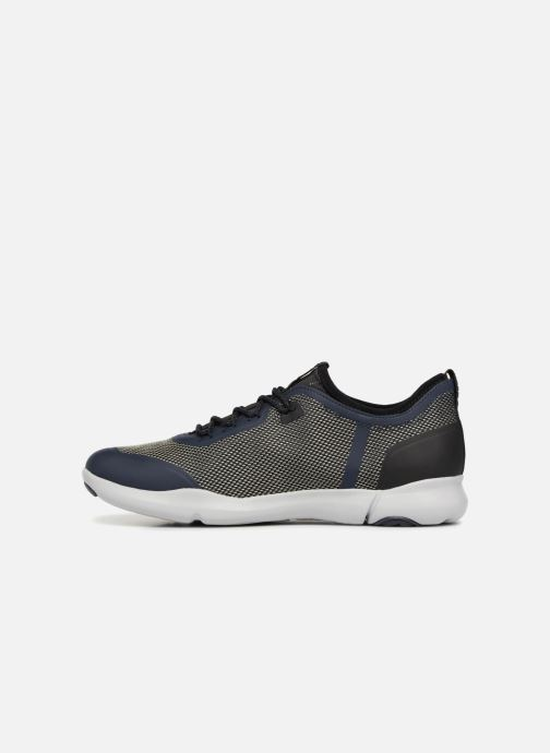 Sneaker Geox U NEBULA X A U826BA blau ansicht von vorne