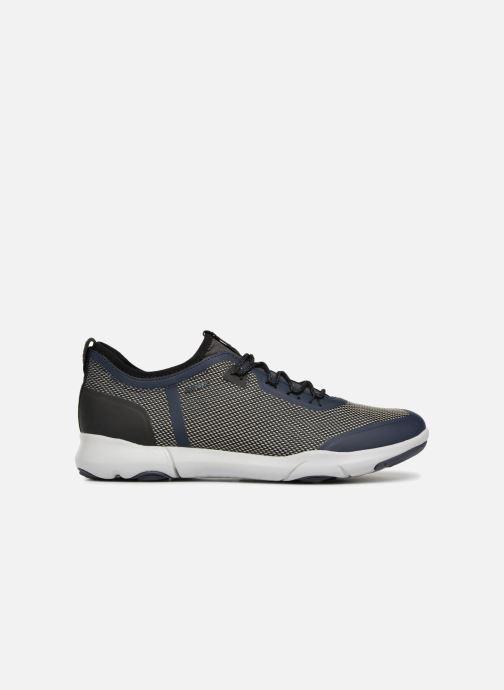 Sneaker Geox U NEBULA X A U826BA blau ansicht von hinten