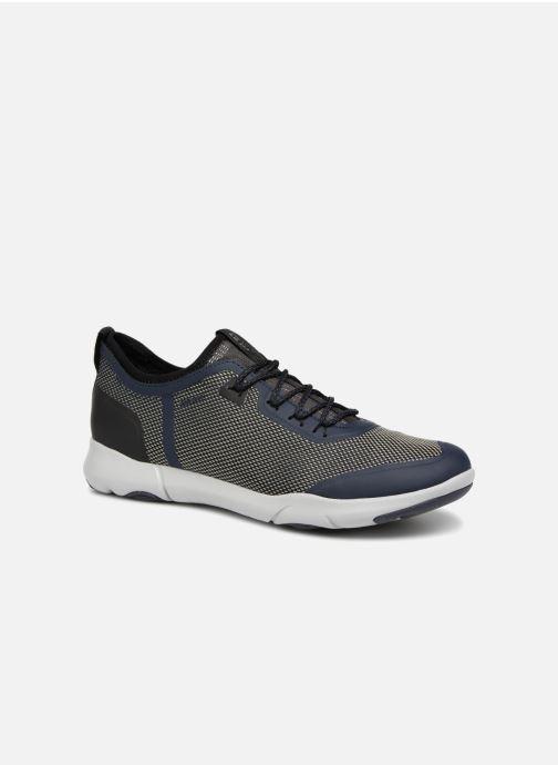 Sneaker Geox U NEBULA X A U826BA blau detaillierte ansicht/modell
