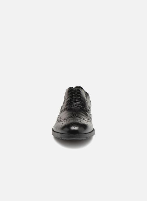 Lace-up shoes Geox U HILSTONE B U824PB Black model view