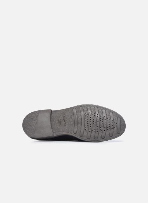 Zapatos con cordones Geox U SILMOR B U845SB Azul vista de arriba