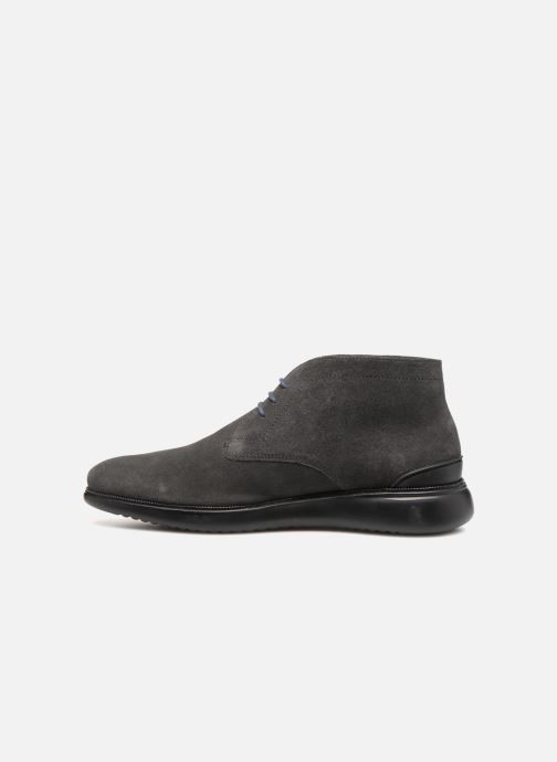 Boots en enkellaarsjes Geox U WINFRED D U844CD Blauw voorkant