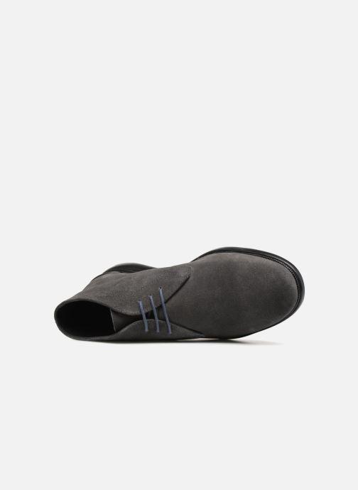 Boots en enkellaarsjes Geox U WINFRED D U844CD Blauw links