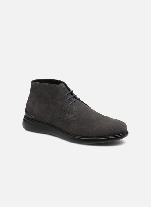 Boots en enkellaarsjes Geox U WINFRED D U844CD Blauw detail