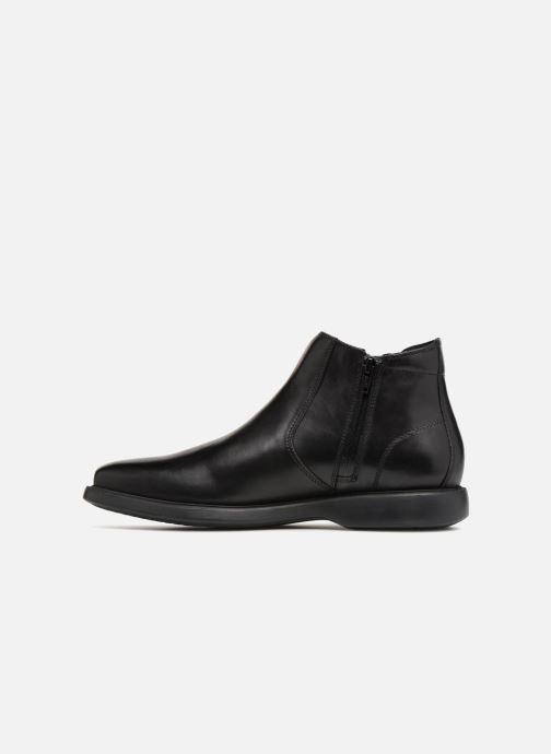 Stiefeletten & Boots Geox U BRAYDEN 2FIT ABX B U64N1B schwarz ansicht von vorne