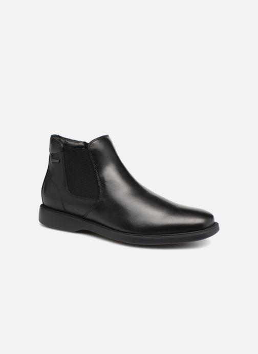 Bottines et boots Geox U BRAYDEN 2FIT ABX B U64N1B Noir vue détail/paire