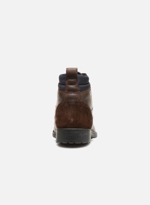 Stiefeletten & Boots Geox U JAYLON D U82Y7D braun ansicht von rechts