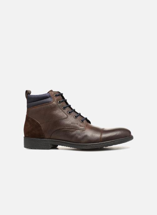 Stiefeletten & Boots Geox U JAYLON D U82Y7D braun ansicht von hinten