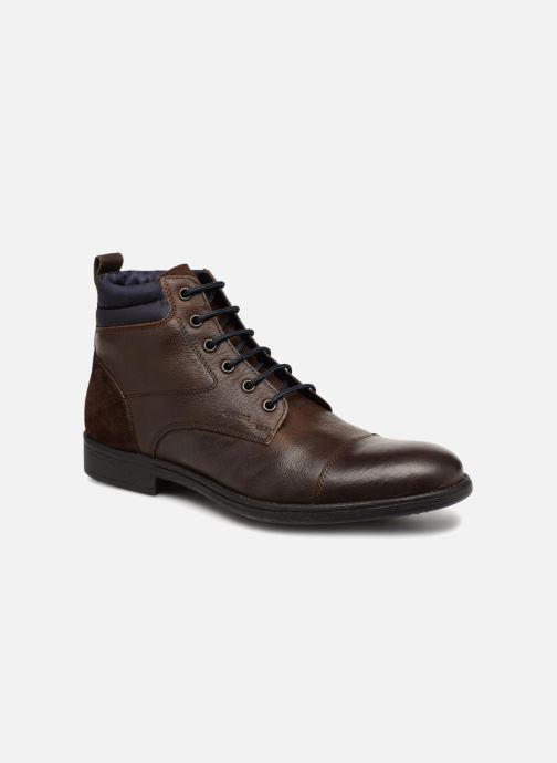 Stiefeletten & Boots Geox U JAYLON D U82Y7D braun detaillierte ansicht/modell