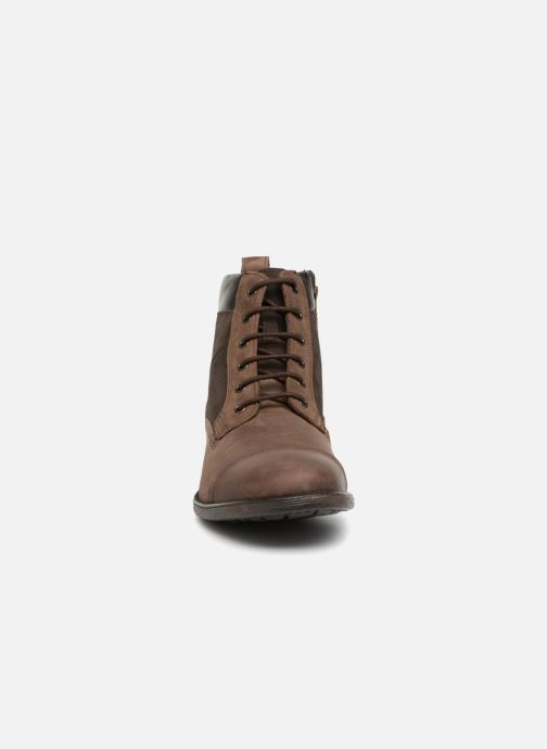 Ankle boots Geox U JAYLON E U84Y7E Brown model view