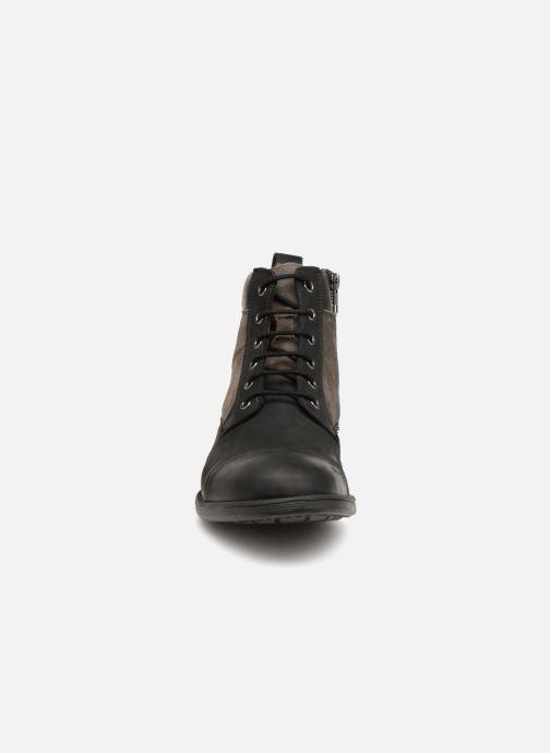 Geox U JAYLON E U84Y7E (schwarz) Stiefeletten & Boots chez