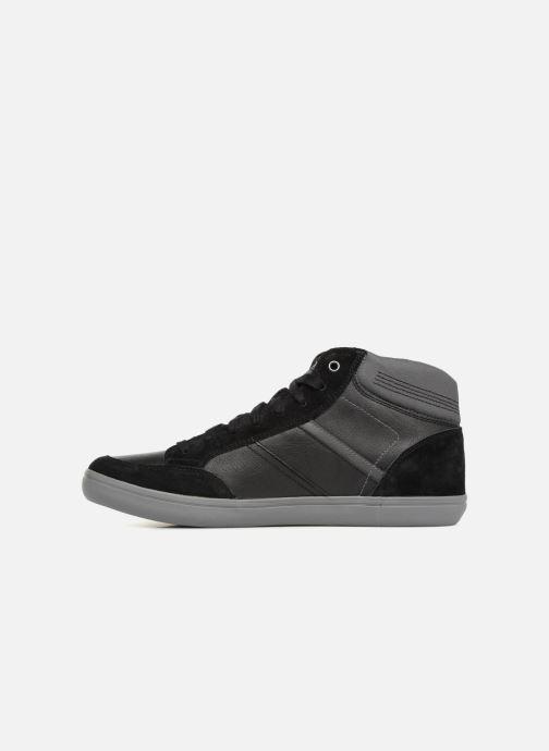 Sneaker Geox U BOX E U84R3E grau ansicht von vorne