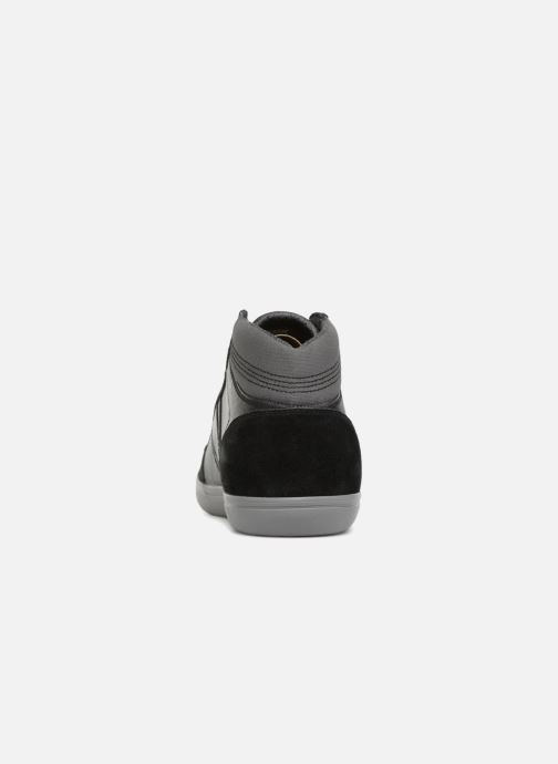 Sneaker Geox U BOX E U84R3E grau ansicht von rechts