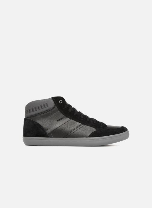 Sneaker Geox U BOX E U84R3E grau ansicht von hinten