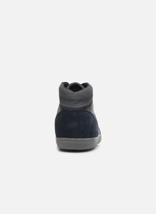 Sneakers Geox U BOX E U84R3E Azzurro immagine destra
