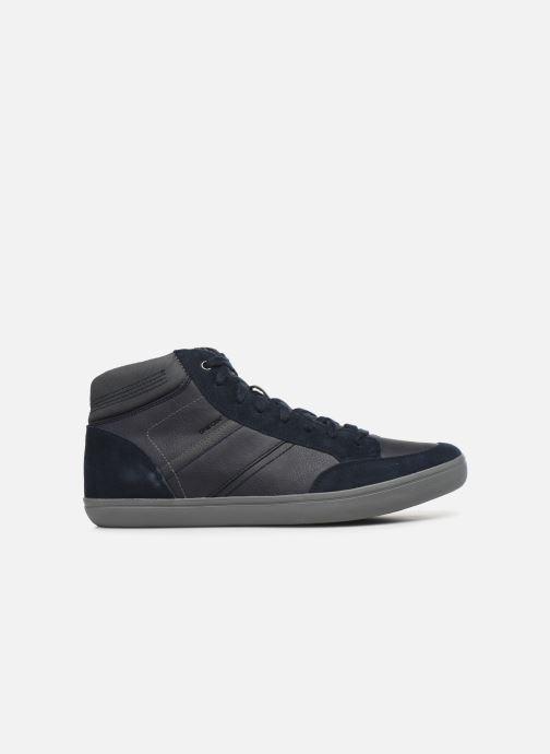 Sneakers Geox U BOX E U84R3E Blauw achterkant