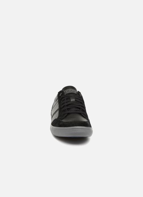 Baskets Geox U BOX F U84R3F Noir vue portées chaussures