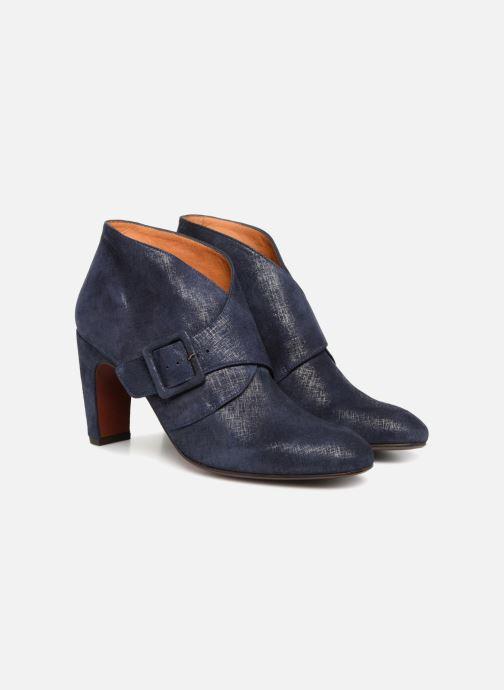 Bottines et boots Chie Mihara Elba Bleu vue 3/4