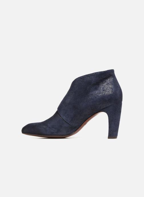 Bottines et boots Chie Mihara Elba Bleu vue face