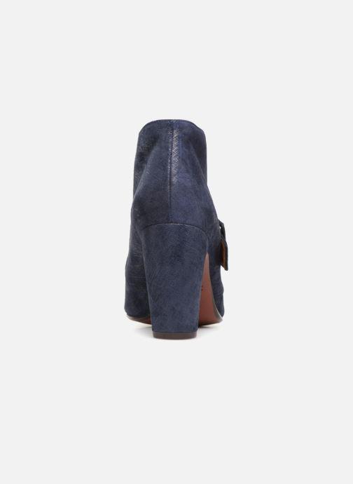 Bottines et boots Chie Mihara Elba Bleu vue droite