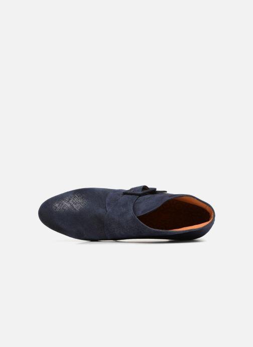Bottines et boots Chie Mihara Elba Bleu vue gauche
